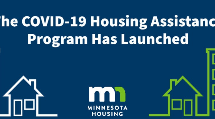 Minnesota COVID-19 Housing Assistance Program is Now Accepting Applications