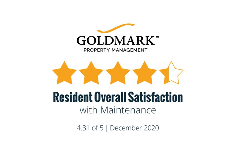 Resident Satisfaction Results for December 2020