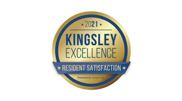 2021 Kingsley Excellence Award Winners