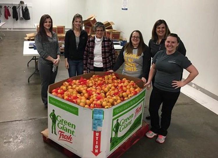 Great Plains Food Bank Volunteer Opportunity