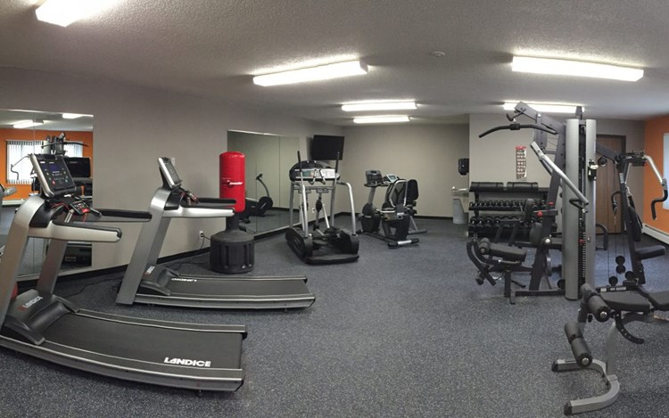 Columbia West Fitness Room Gets A Makeover