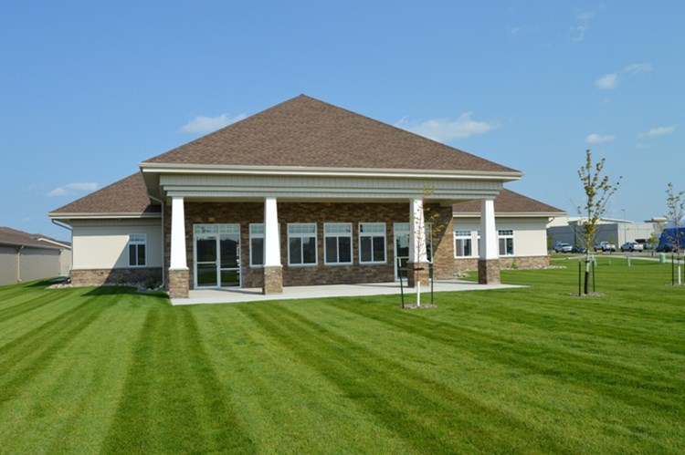 Urban Plains Clubhouse Opens