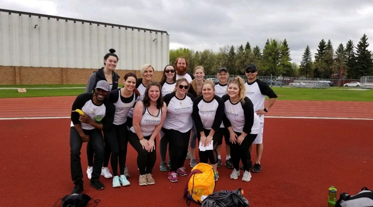 Fargo Team Participates in Corporate Cup