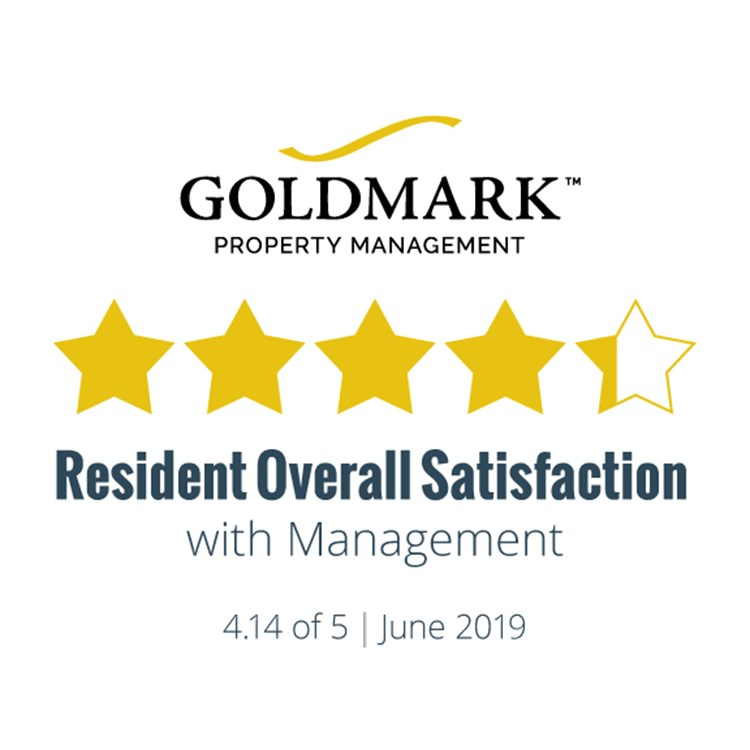 Resident Satisfaction Results for June 2019