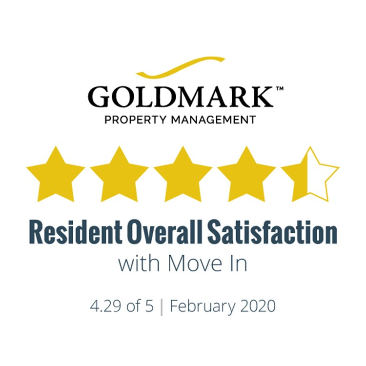 Resident Satisfaction Results for February 2020