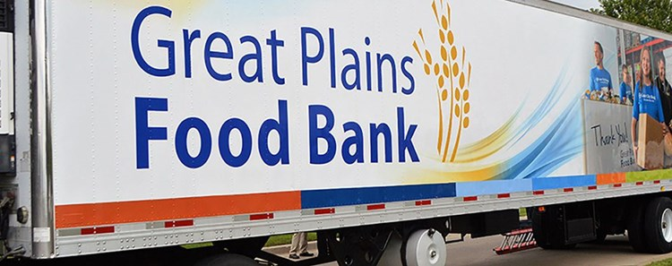 Goldmark Donates $25,000 to Great Plains Food Bank