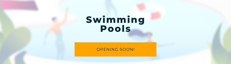 Swimming Pools Prepare to Open