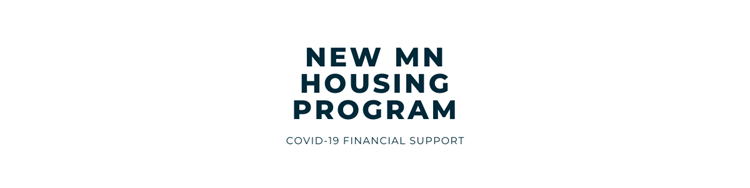 Minnesota Newly Announced Housing Assistance
